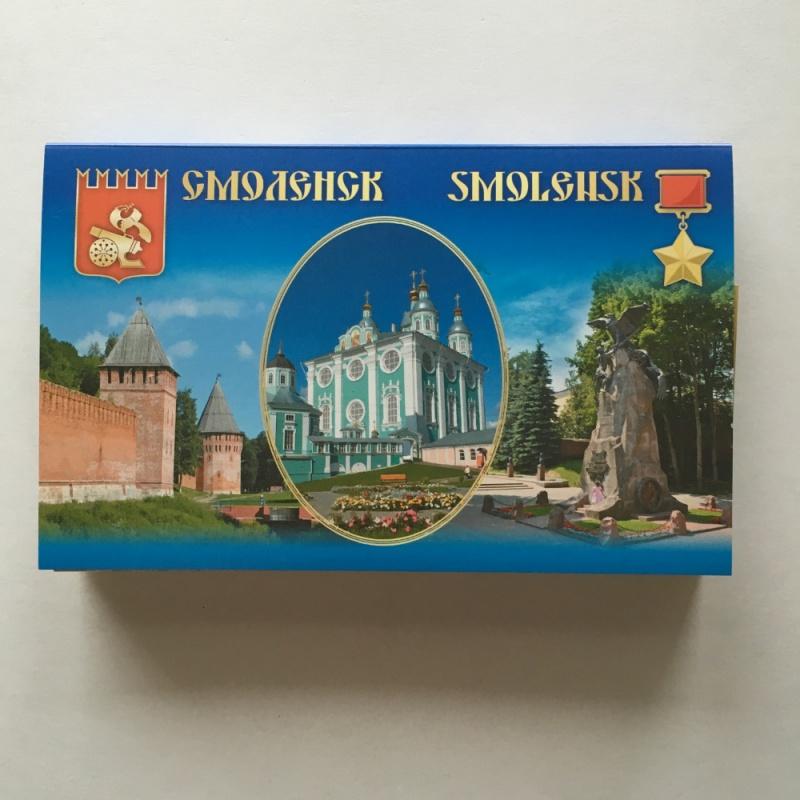 Набор сувенирных открыток